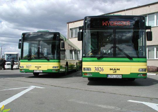 Prezentacja nowych autobusów SPPK