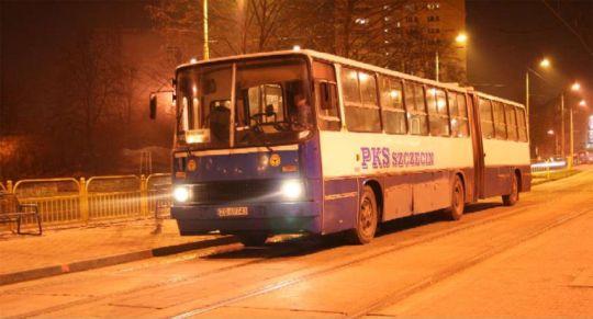 PKS Szczecin na linii 522