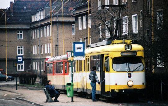 """""""Trójka"""" zabłądziła na Dworzec Niebuszewo"""