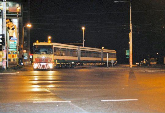 Pierwszy niskopodłogowiec w powojennym Szczecinie