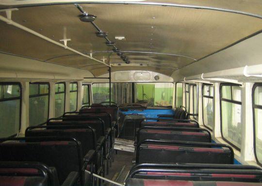 Wnętrze Sana H-100