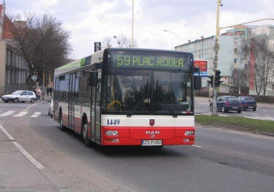 Sobotni kurs w kierunku Placu Rodła