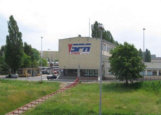 Siedziba SPA Dąbie
