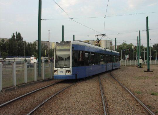 Dokładnie ten wóz odwiedził Szczecin w 2001 roku