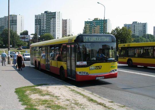 Solaris Urbino w Lublinie