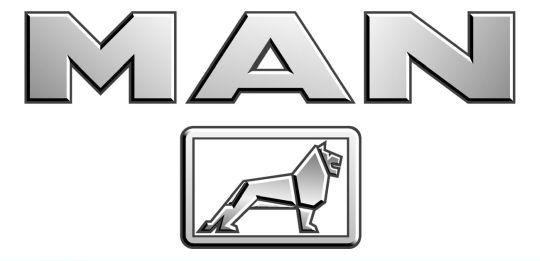 Logo grupy MAN