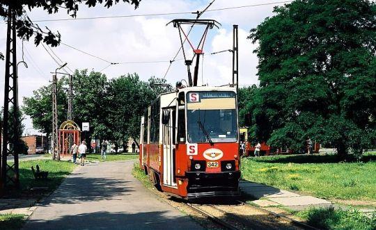 Wagon 111N podczas przejazdu specjalnego