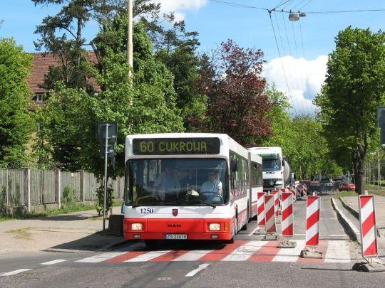 I tym sposobem w SPAK-u nie pozostał juz żaden autobus w barwach VAG Nürnberg