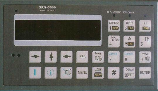 Autokomputer SRG-3000P