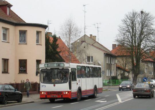 Ten autobus pożegnaliśmy na zawsze 5 lipca 2007