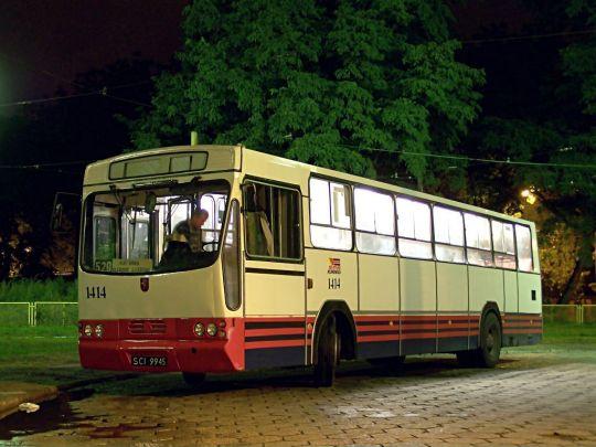 """""""Ulubiony"""" wóz kierowców SPAK na linii 529"""