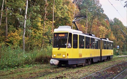 Tatra w jesiennej scenerii