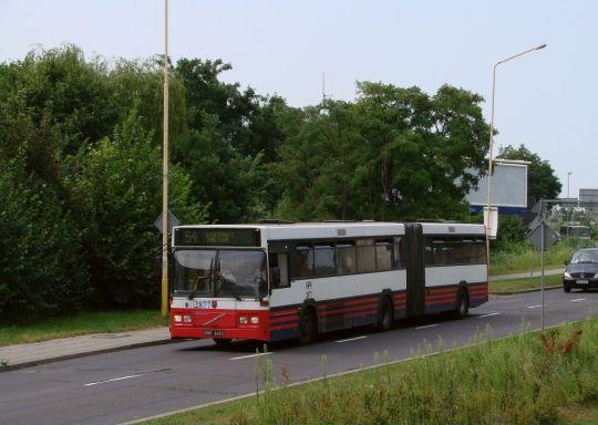 Volvo w drodze na zakłady