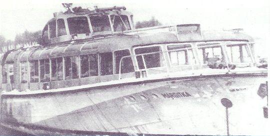 "Hydrobus ""Margitka"""