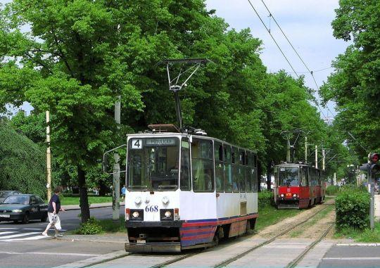 """Solowa """"stopiątka"""" na linii 4"""