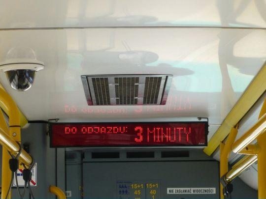 Mały szczegół, lecz dość przydatny pasażerom