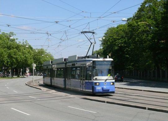Monachijski tramwaj R 2.2
