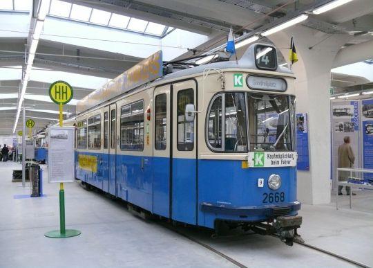 Monachijski tramwaj M 5.65