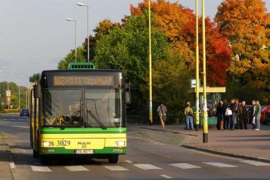 Jedyna pora roku, gdzie na drzewach jest więcej barw, niż na autobusach SPPK