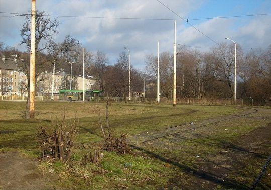 """Tor techniczny na pętli """"Gocław"""""""