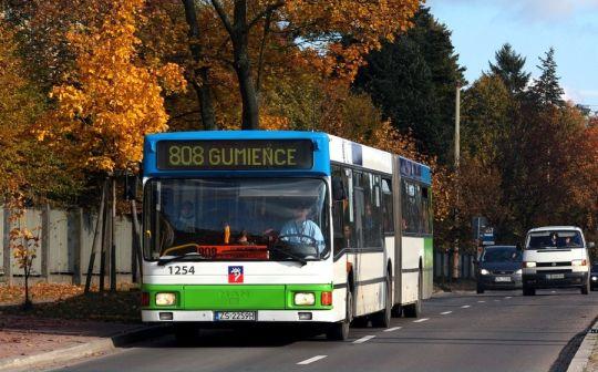 Tramwajów niskopodłogowych wciąż nie mamy, ale za to są autobusy