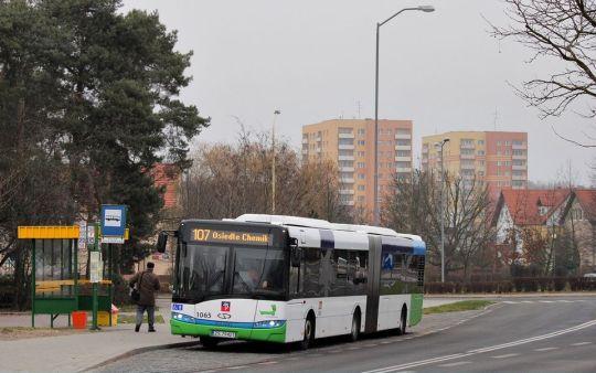 Już za kilka dni takie autobusy zaczną regularnie pojawiać się w obsłudze linii 107