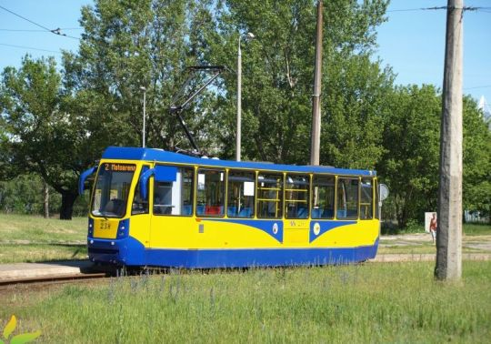 Toruńska wersja modernizacji 805-tki