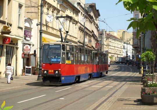W latach 1990-2003 był to najnowszy skład w Bydgoszczy