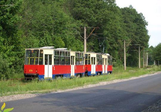 W drodze do Łęgnowa