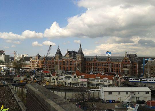 Dworzec Amsterdam Centraal