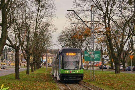 """Dzisiaj niskopodłogowe tramwaje kursowały tylko na """"ósemce"""" i """"dziesiątce"""""""