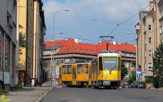 """""""Ósemka"""" przez najbliższe miesiące będzie dojeżdżać do Dworca Niebuszewo"""