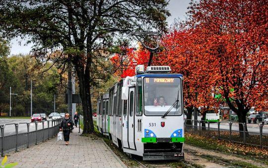 Zmodernizowany tramwaj kursuje dzisiaj na linii 11