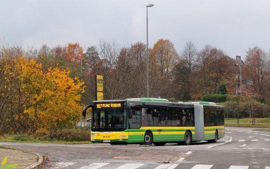 Tegoroczna dostawa autobusów w dla SPPK jest już piątą dostawą nowych wozów tego modelu