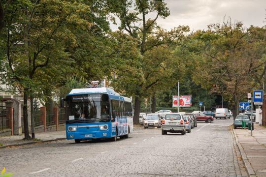 Za kilka lat przejedziemy się liniowo autobusem elektrycznym