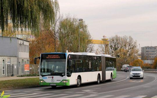 Autobus liniowy, czy rezerwowy?