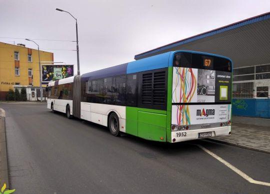W tym roku autobusy przegubowe obchodzą 50-lecie eksploatacji w Szczecinie
