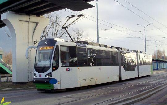 Mieszkańcy nie korzystający z SST jeszcze chyba długo będą marzyć o niskopodłogowych tramwajach