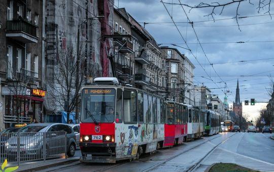 Czarny poniedziałek na szczecińskich ulicach
